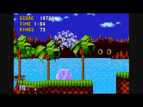 Sonic the Hedgehog (1991) - Part 1: DING-DING-DING GET THE RING-RING-RING