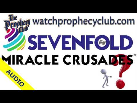 Why Come to the Sevenfold Miracle Crusade? Stan 01-24-2019 thumbnail