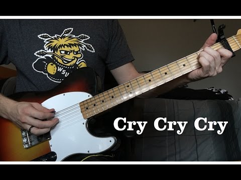 Cry, Cry, Cry by Johnny Cash - Luther Perkins Instrumental