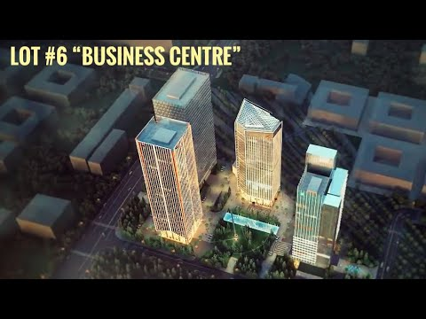 "Business Centre in ""Tashkent city"""