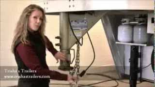 How To Use Your Living Quarter Horse Trailer, Part 1