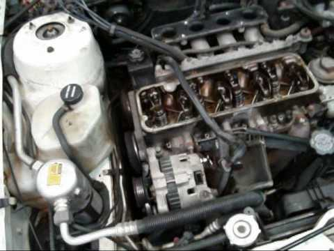 replacing the head gasket in a chevy cavilier 2 2 liter 4 cylinder rh youtube com 2005 Chevy Cavalier Engine Diagram 2005 Chevy Cavalier Engine Diagram
