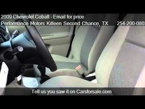 2009 Chevrolet Cobalt LS - for sale in Killeen, TX 76543