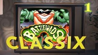 Classix | Battletoads in Battlemaniacs | #1