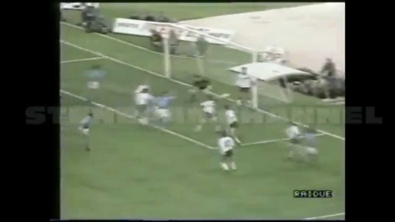 COPPA ITALIA 1987 88 Napoli - Fiorentina 2-3 - YouTube