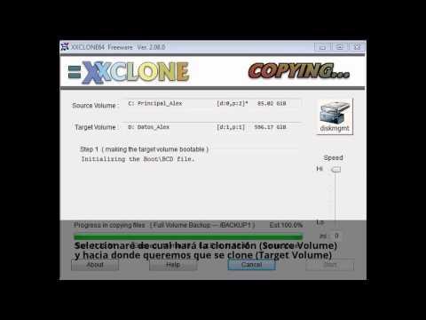 Tutorial XXClone | Clone Tu S.O Completo