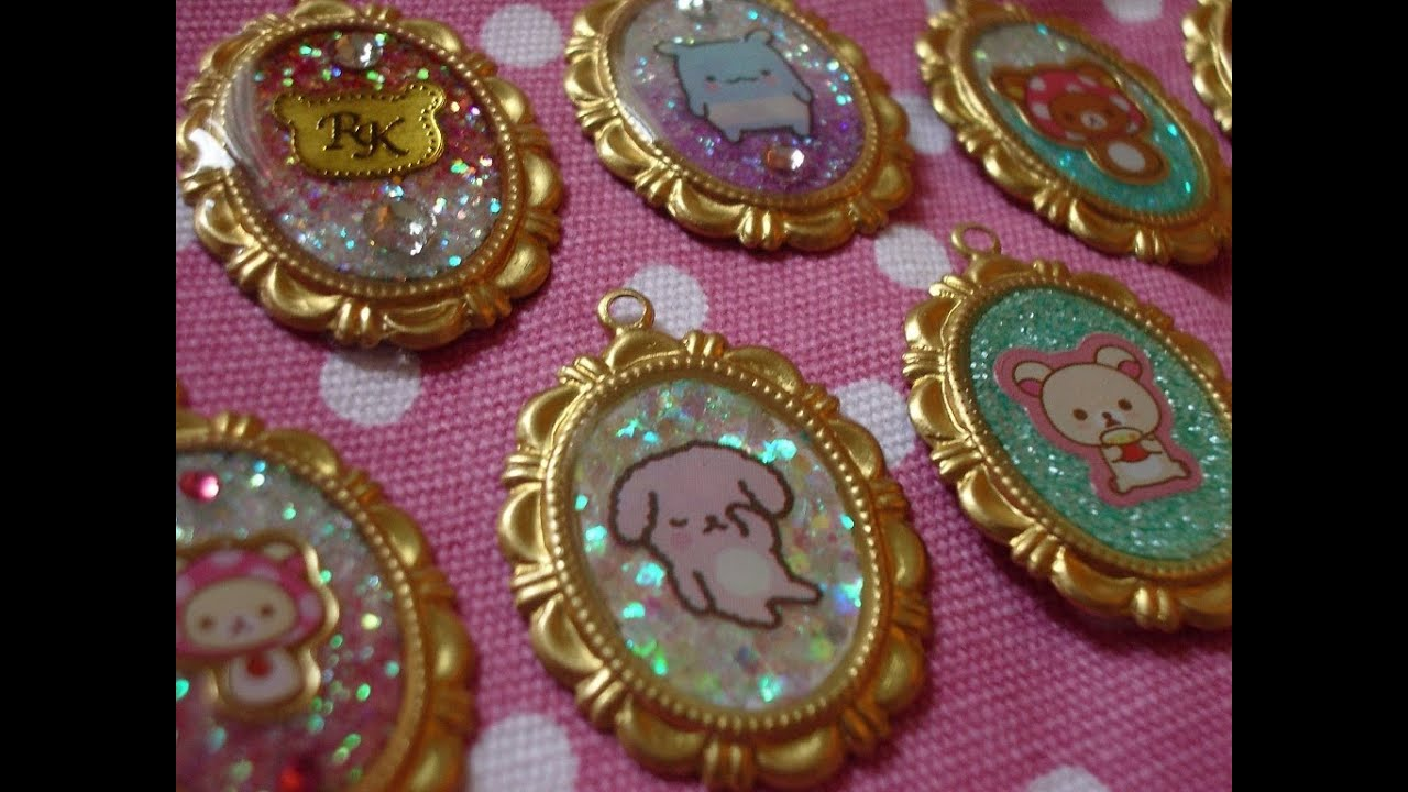 how to make resin charms sydney