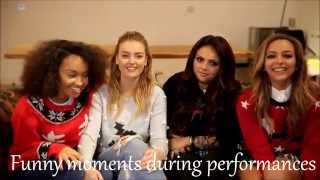 Little Mix - Fails, funny and sexual singing moments