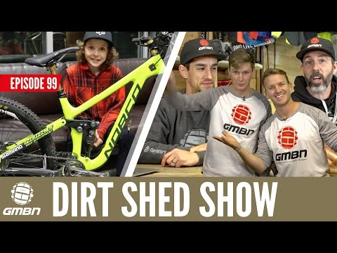 Who Is The Best Mountain Bike Rider In The World? You Decide... | Dirt Shed Show Ep. 99