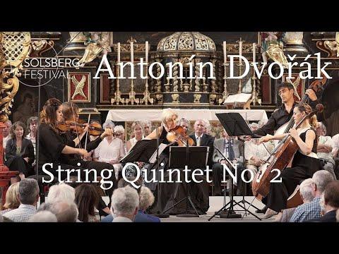 Dvořák: String Quintet No. 2 / Baiba Skride, Sol Gabetta, Veronika Hagen