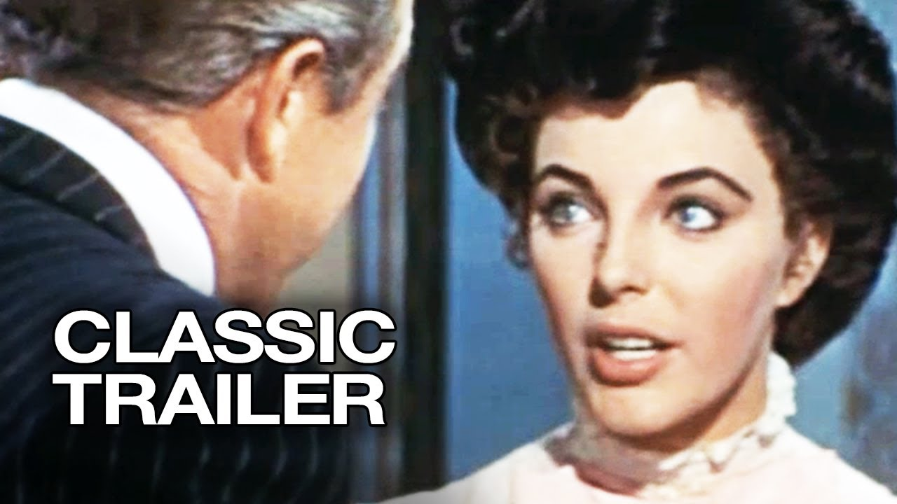The Girl In The Red Velvet Swing 1955 Official Trailer 1 Joan Collins Movie Hd