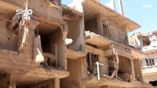 نظام الأسد يحاصر بلدات الغوطة الغربية