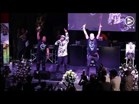 AKA And Kuli Chana Perform In Tribute To ProKid