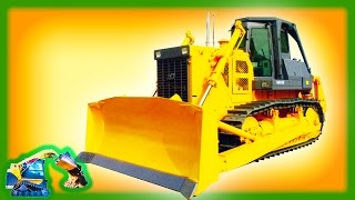 Bulldozer Machine for kids – Construction Vehicle