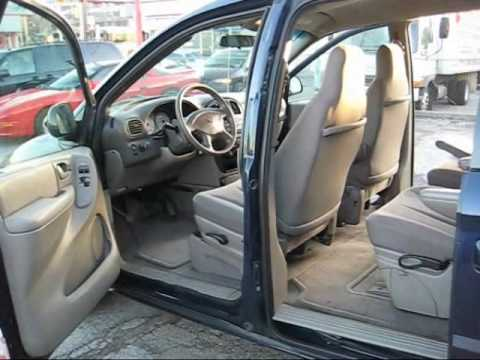 2003 DODGE GRAND CARAVAN SPORT EXTERIOR  INTERIOR VIDEOwmv - YouTube