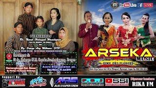 Live Streaming Campursari ARSEKA MUSIC // ARS AUDIO JILID 2 // HVS SRAGEN CREW 01 SIANG CEPOKO