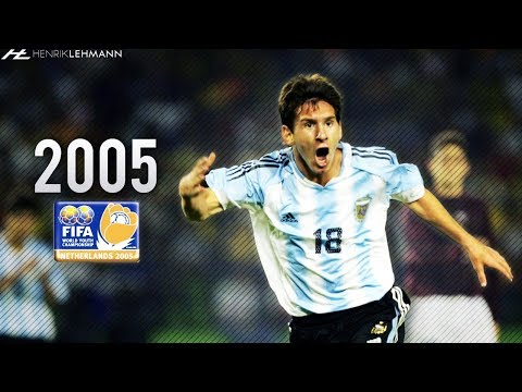Lionel Messi ● U-20 World Cup ● 2005 HD