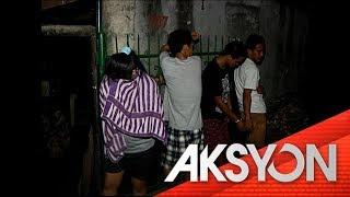 Apat na drug suspects, naaresto sa Quezon City