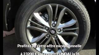 HYUNDAI ix35 Diesel neuve 23200 смотреть