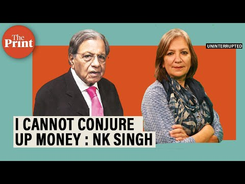 Agri reforms, disinvestment and Centre's grants: NK Singh on 15th Finance Commission report