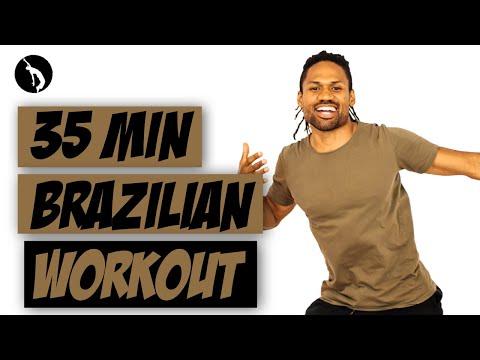 Brazilian Dance Workout - Brazilian Funk Axé Samba Anitta Timbalada Ivete Leo Santana Ludmilla