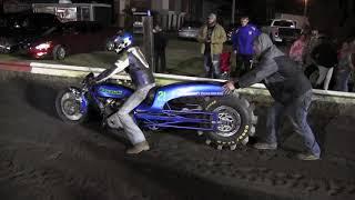 Fire Breathing Turbo Kawasaki  Dirt drags thumbnail