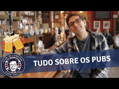 """Regras de """"etiqueta"""" dos pubs"""