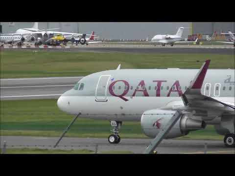 Plane spotting at Birmingham Airport (BHX) on 04/10/2017