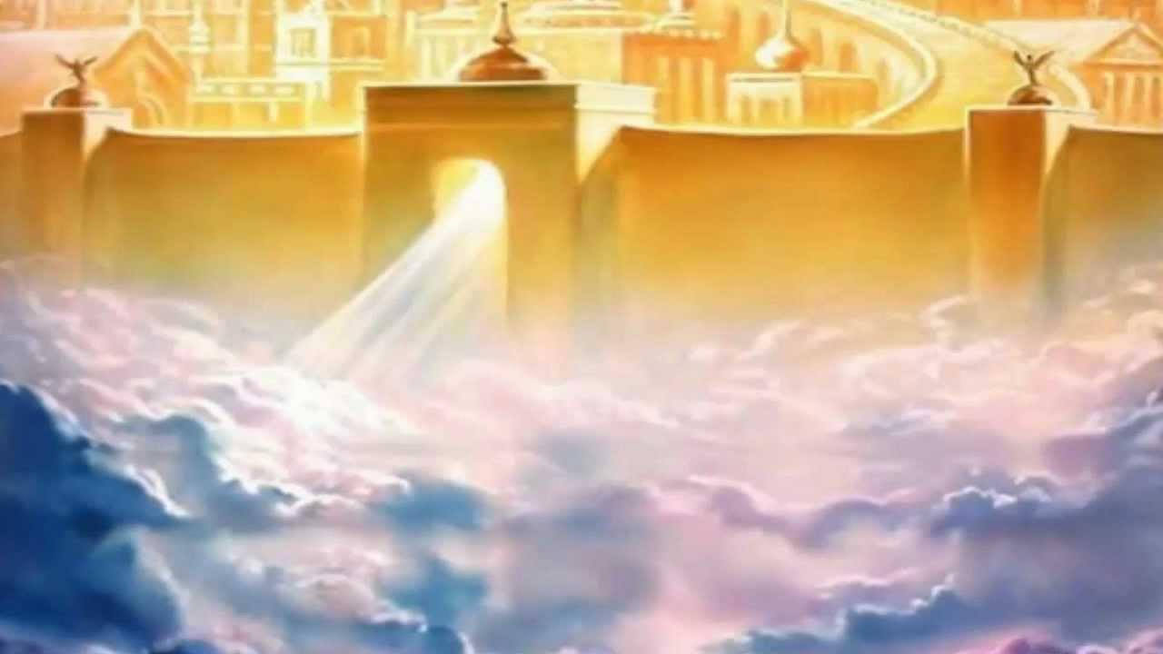 YO QUIERO ANDAR LAS CALLES DE ORO, CON JESUS. MUSICA