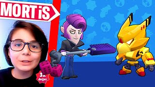 MECHA CROW VE ROCKABiLLY MORTiS SATIN ALDIM !!! - BRAWL STARS