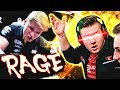 WHEN CS:GO PROS LOSE THEIR COOL! (FUNNY RAGE MOMENTS)