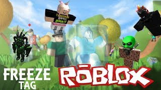 The FGN Crew Plays: ROBLOX - Freeze Tag (PC)