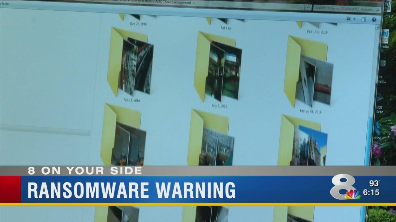 'Wanna Cry' virus infecting computers around the world, Tampa Bay area bracing ...