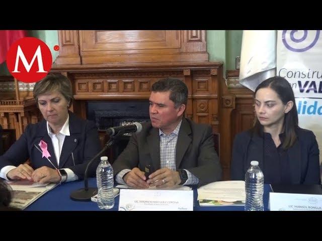 Inegi y la presidencia municipal de Pachuca firman acuerdo