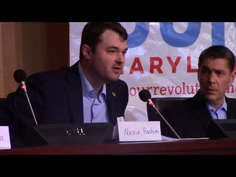 Our Revolution CD-6 Democratic forum - Opening Statements