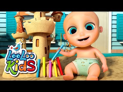 One, Two, Buckle My Shoe - Amazing Songs for Children | LooLoo Kids