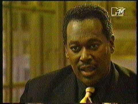 Luther Vandross: MTV interview 1992