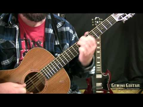 Acoustic Prog Style - The Darkness of Diminished