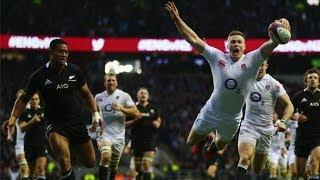 ANGLETERRE - NOUVELLE-ZÉLANDE : Rugby Challenge 3
