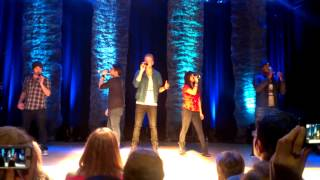 Pentatonix - Dog Days are Over [Live @ Variety Playhouse - Atlanta, GA - 11/29/12]