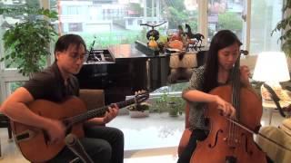 Jazz Cello - My Blue Heaven