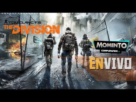 MOMENTO COMPUMUNDO - EN VIVO: The Division (PS4