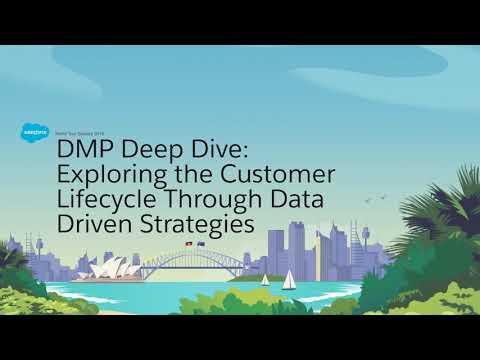 DMP Deep Dive: Exploring the Customer Lifecycle Through Data Driven