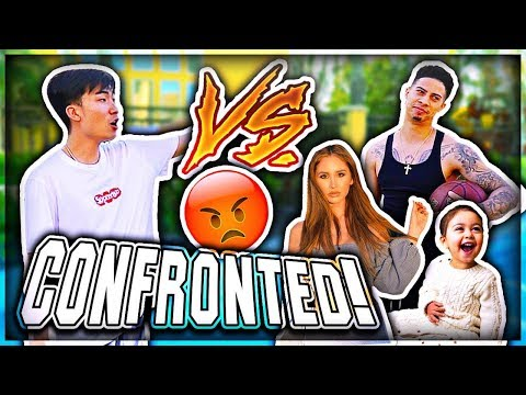 CONFRONTING HIM At The ACE Family House (Face to Face)