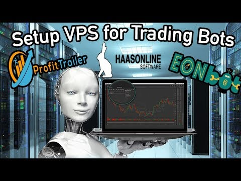 How To Setup VPS Servers 🖥️for Hosting Your Trading Bots 📈