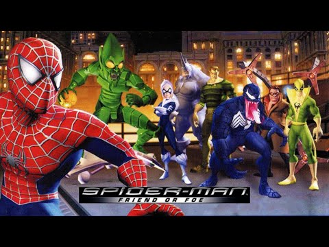 Spider-Man - Friend Or Foe (PC) walkthrough part 1