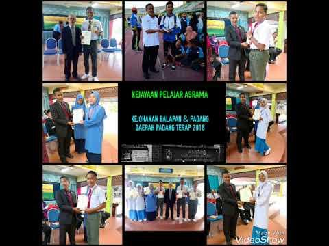 LUBOK MERBAU - ASRAMA 2018 FASA 1 ( JAN-APR)