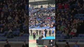 2019年3月29日金曜日 J1リーグ第5節横浜F・マリノス対サガン鳥栖 日産ス...