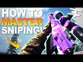 How To MASTER SNIPING in Modern Warfare!! (Ultimate Sniping Tips, Settings & Class Setups)