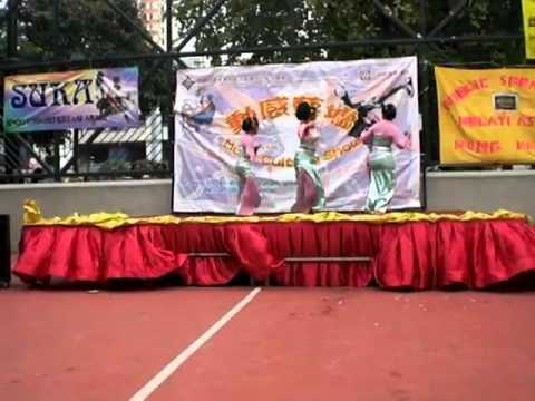 Daun Pulus Keser Bojong (jaipong Dance,Jawa Dwipa Dancer)